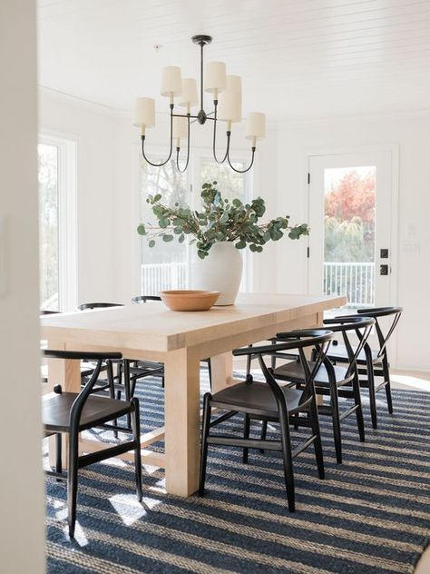 Beautiful Kitchen Table Design and Dining Room Ideas Light and Dwell #diningrooms #homeideas #interiors