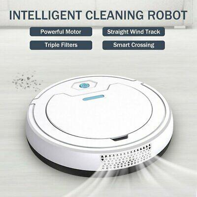 Smart Robot Vacuum Cleaner Suction Auto
