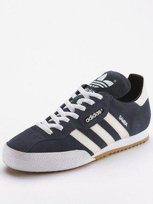 adidas Originals Samba Super Suede Mens Trainers, http://www.very.co.uk/adidas-originals-samba-super-suede-mens-trainers/342771683.prd