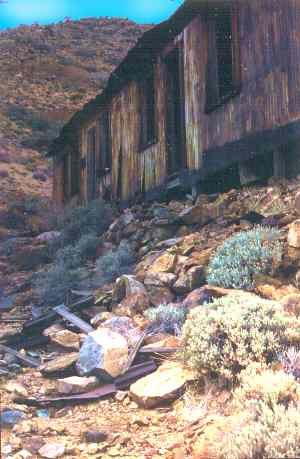 Goldfield Ghost Town Jail A J Az For More Please Visit Me Abandoned Buildingsabandoned