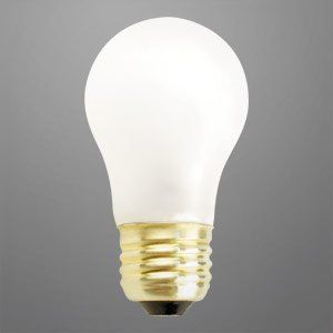 Shatterproof Light Bulb 40 Watts A15 Long Life Appliance Bulb For More Details Visit Picture Link This Is An Affiliate Link In 2020 Light Bulb Bulb Light