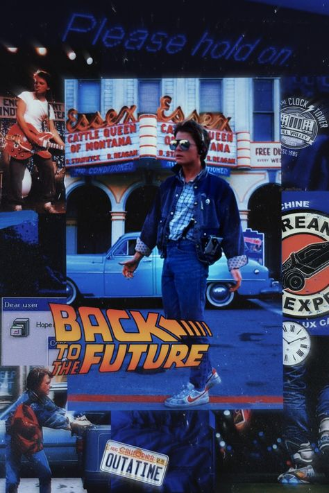 ×Marty McFly×
