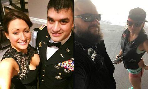 National Guardsman killed estranged wife, her boyfriend