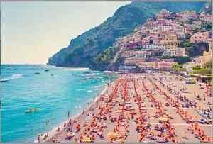 Gray Malin photograph of Positano Beach 36