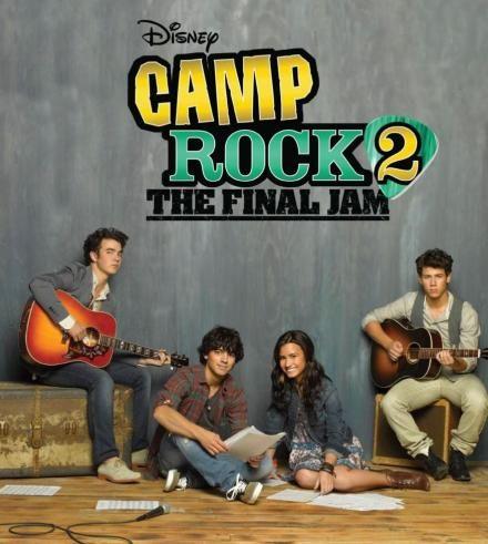 Camp Rock 2 The Final Jam Camp Rock Disney Channel Movies Walt Disney Movies