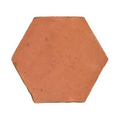 Carrelage Sol Terre Cuite 20 X 20 Cm Hexagonale Vendu Au Carton
