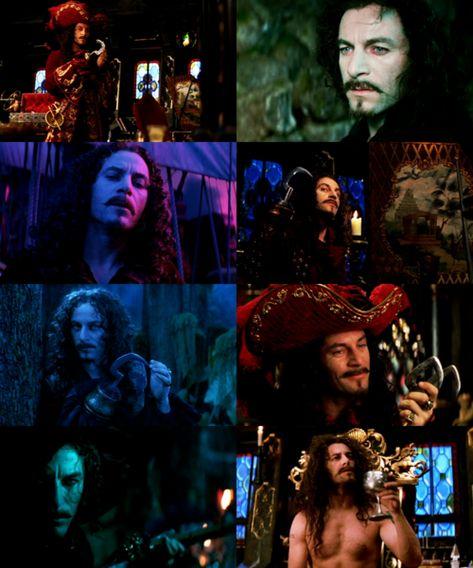 Peter Pan (2003) Fan Art: Captain Hook