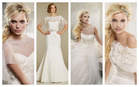 Gowns & cover-ups by Alvina Valenta via Flickr