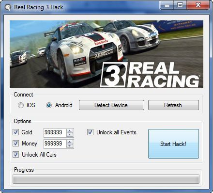 Real Racing 3 Hack Undetected How To Use Game Apps Cheats 2020
