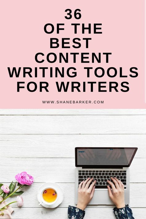 Best Content Writing Tools for Writers