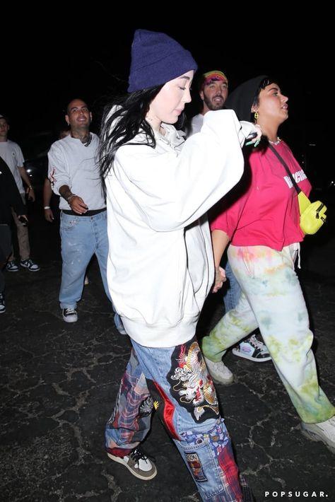 Are Demi Lovato and Noah Cyrus Dating? | POPSUGAR Celebrity