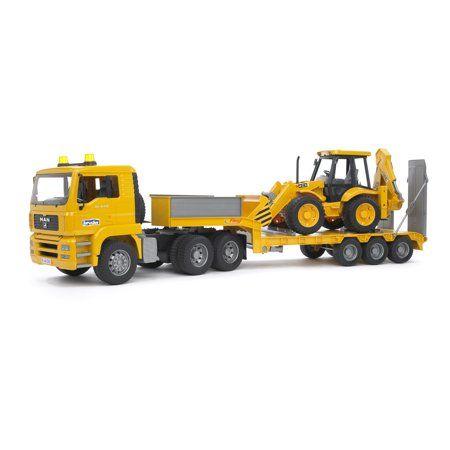 Toys Backhoe Loader Trucks Backhoe