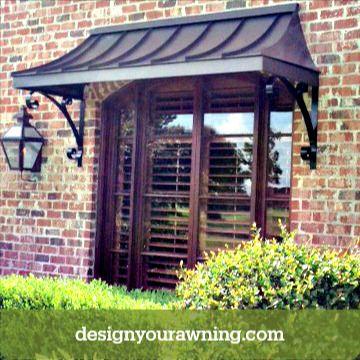 Beautiful Window Awnings In 2020 Window Awnings Beautiful Doors Custom Awnings