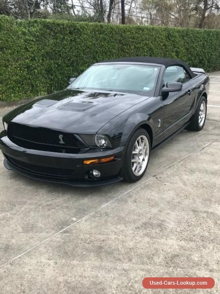2009 Ford Mustang Cobra Ford Mustang Forsale Canada Ford Mustang Cobra 2009 Ford Mustang Mustang Cobra