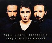 Nadja Salerno: Sonnenberg, Sergio & Odair Assad (CD, Sep-1999, Nonesuch Records)