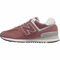 New Balance Damen Sneaker 574, Größe 37 in Rot New ...