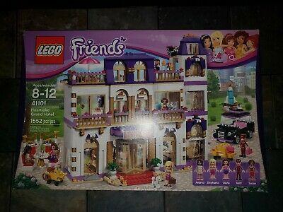 Lego Friends Heartlake Grand Hotel 41101 For Sale Online Ebay Lego Friends Lego Friends Sets Buy Lego