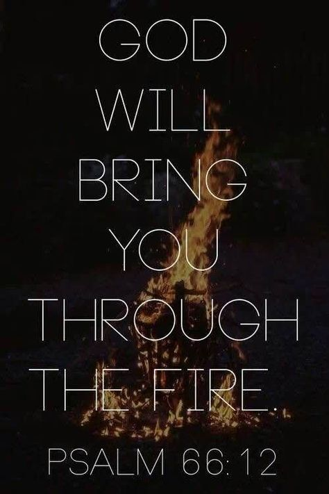 Prayer Of Serenity/ Serenity prayer:Just as God did with Daniel, God will provide all you need to go through the fire.