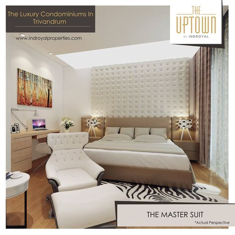 The Uptown Is Upcoming BHK Project Of Indroyal Properties - Indroyal bedroom furniture