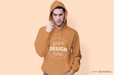 Download Pin By Skuy Living T Shirt Design On Psd Mockup And Branding Hoodie Mockup Hoodie Layout Shirt Mockup