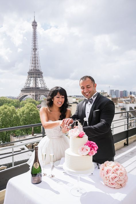 Paris Elopement - The Ultimate Guide for the Modern Bride ...
