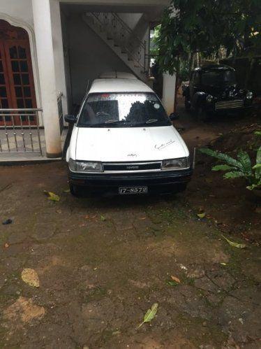 Car Toyota Toyota Corolla Wagon For Sale Sri lanka  Good