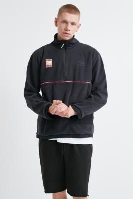 adidas adiplore fleece black
