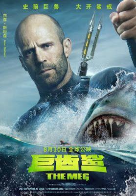 مشاهدة فيلم The Meg 2018 جيسون ستاثام مترجم اكشن Meg Movie Full Movies Online Free Free Movies Online