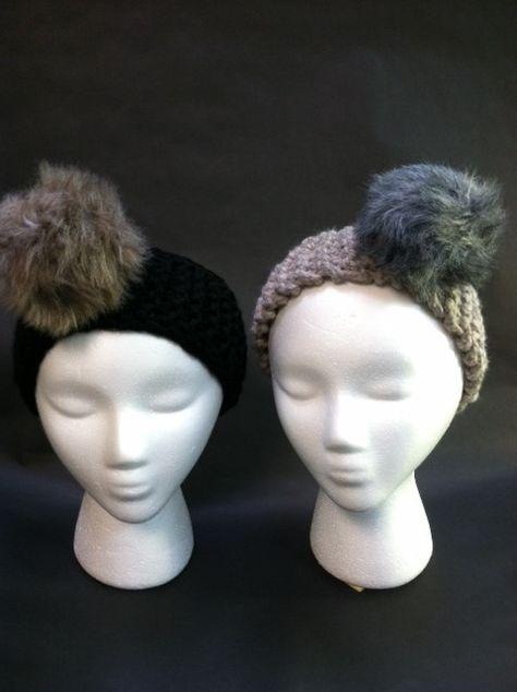 Spotlight: Karen's Corner Handknit headband free pattern on our blog