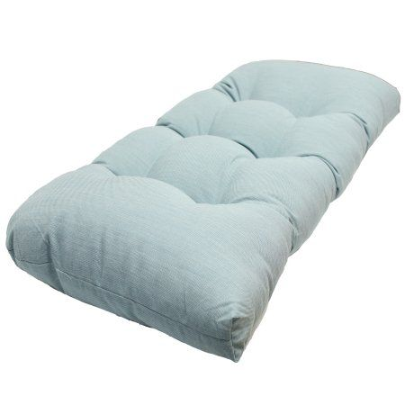 87e66365470ef80e5123f3d894fc09c0 - Better Homes And Gardens Tufted Wicker Settee Cushion