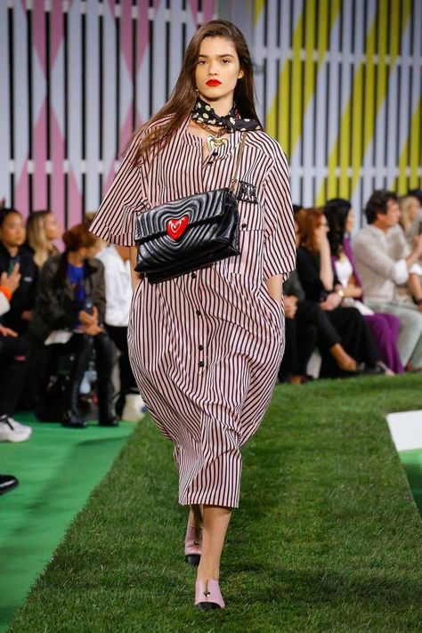 Escada Spring/Summer 2019 Ready-to-Wear | British Vogue #springfashionover50fiftynotfrumpy