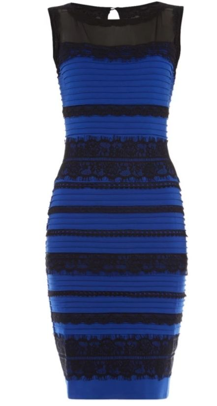 Black and blue striped dress  5ff36dc0ab38