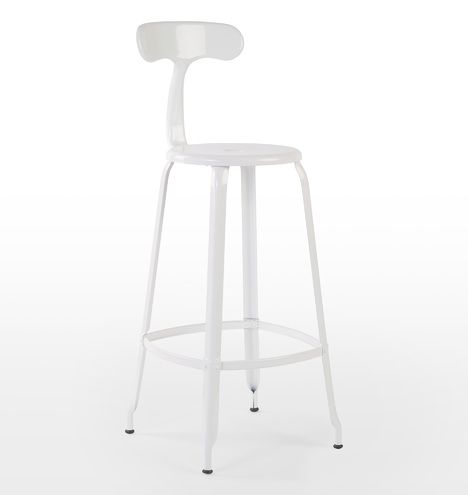 Nicolle Bar Stool With Back Furniture Kitchen Dining