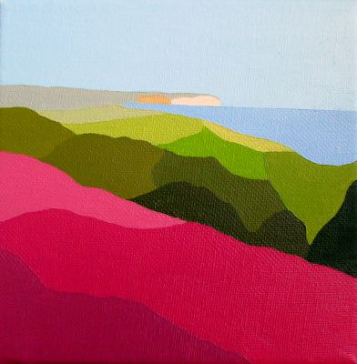 Isle of Wight Art Classes: Creating a Successful Landscape or Seascape