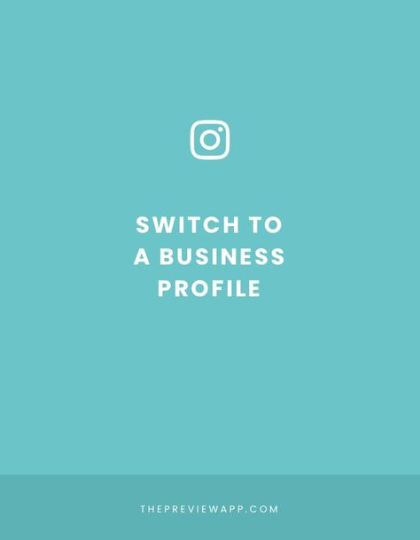 How to switch to an Instagram business account? Here's how. #instagramtips #socialmediatips #business