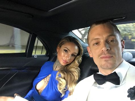 "41.2k Likes, 275 Comments - Joel Kinnaman (@joelkinnaman) on Instagram: ""Emmy night #emmys2017"""