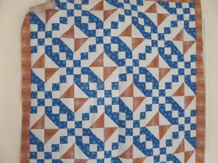 Railroad crossing quilt pattern and tutorial from Ludlow Quilt and Sew