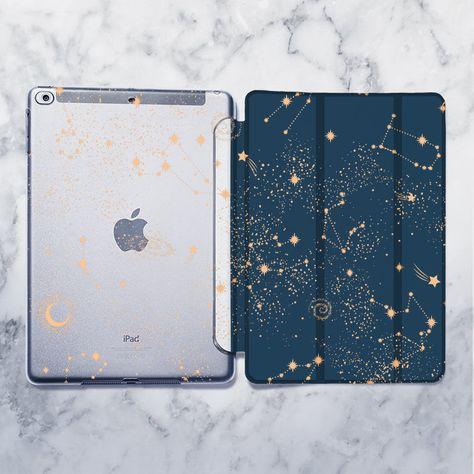 iPad 9.7 Space case iPad Air case iPad 2018 Smart Cover iPad Pro 10.5 Star case iPad Mini 4 Constellations case iPad 2017 case iPad 6 case