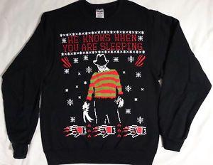 YUNY Women Printed Xmas Hooded Holiday Tshirt Sweatshirt 1 M