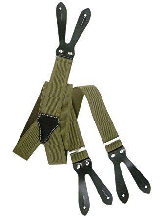 Olata Unisex Bretelle regolabili 3.5cm larghezza