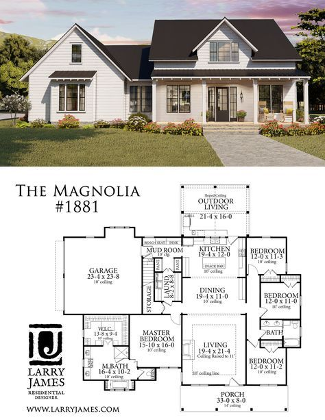 Pin By Katie Stassen On Farm House House Plans Farmhouse New House Plans Farmhouse Plans