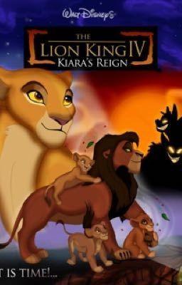 Kovu And Kiara Fanfiction