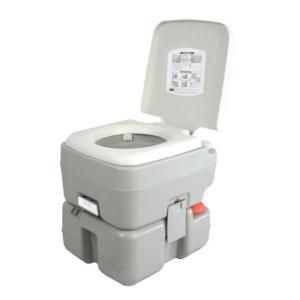 Serenelife 5 3 Gal Portable Outdoor And Travel Toilet Slcatl320 Portable Toilet Portable Toilet For Camping Camping Toilet