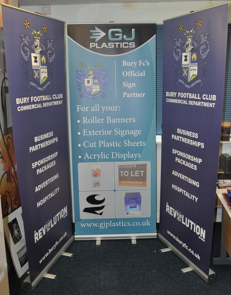 Best Roller Banners Aka Roller Banner Stands Images On Pinterest - Vinyl banners and signsexhibitiondisplay signs pvc banners roller banners flag