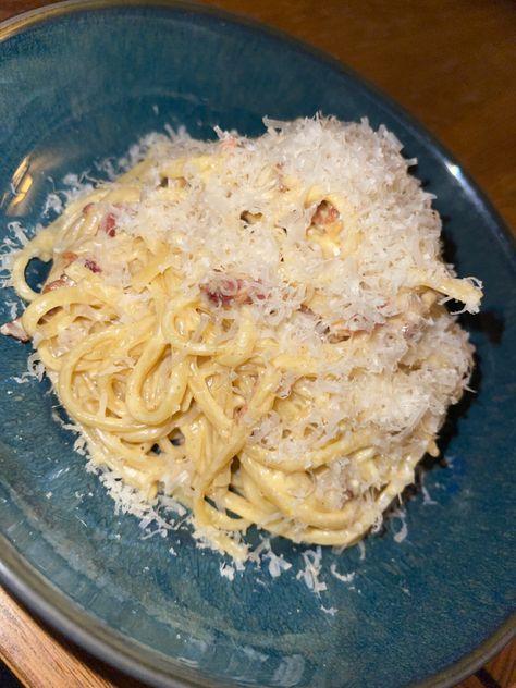 #recipe #italian #pasta #italianpasta #carbonara