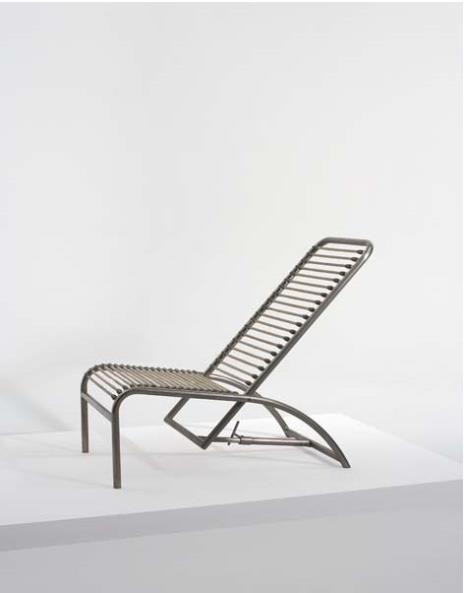 Rene Herbst Sandows Deck Chair Cadeiras