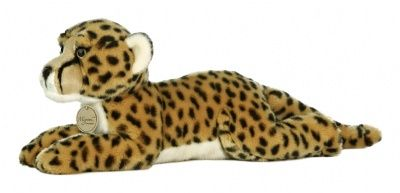 Cheetah Lying (Miyoni) at theBIGzoo.com, an animal-themed store established in August 2000.