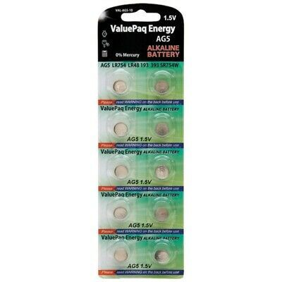 Details About Dantona Val Ag5 10 Valuepaq Energy Ag5 Alkaline Coin Cell Batteries 10 Pack In 2020 Button Cell 10 Things Batteries