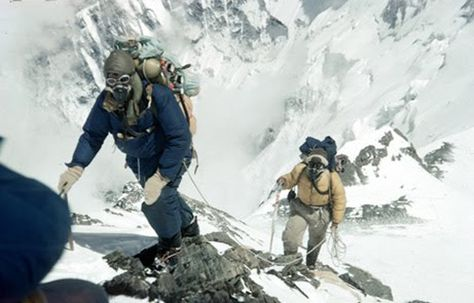 Everest Climbing Gear—Then and Now National Geographic