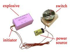 Pies Components Of An Ied Components Basic Improvised Explosive Device